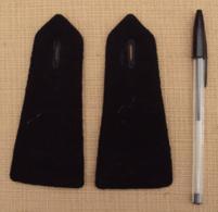 Militaria Ecusson Tissu 008, Paire D'épaulette - Patches