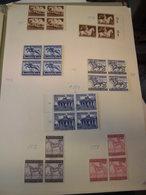 Sammlung Posten Deutsches Reich 1940-1945 + II. WK B+M U. GG Ungebraucht (330) - Ungebraucht