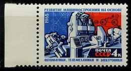 USSR 1965 Technics Automatisation Electronic Transistor - 1923-1991 UdSSR
