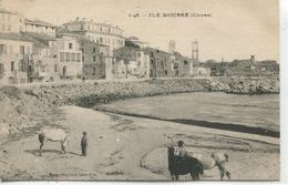 2B-CORSE  - ILE-ROUSSE -       Collection  J.Moretti,Corte - Francia