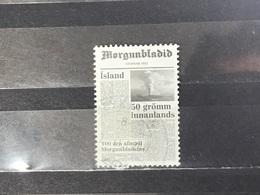 IJsland / Iceland - 100 Jaar Dagblad 2013 - 1944-... Republiek