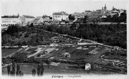 """FLAVIGNY """" Vue Générale"""" - Autres Communes"""