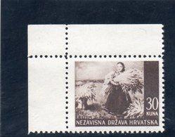 CROATIE 1941-3 ** - Croatia