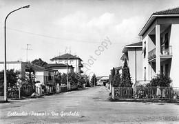 Cartolina Collecchio Via Garibaldi - Parma