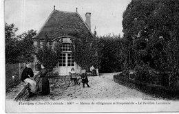 """FLAVIGNY """"Maison De Villégiature Et Pouponnière"""" - Autres Communes"""