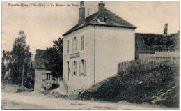 21 MARCILLY-OGNY - Le Bureau De Poste - Autres Communes