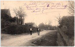 21 MARCILLY - Rue De Marcilly - Autres Communes