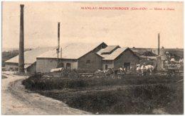 21 MANLAY-MENINTHIROUX - Usine à Chaux - Autres Communes