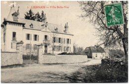 21 LIERNAIS - Villa Belle-Vue - Autres Communes