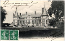 21 Chateau De LONGECOURT - Autres Communes