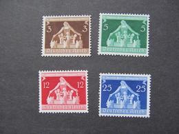 DR Nr. 617-620, 1936, Gemeindekongress, Postfrisch/MNH/**, BS - Unused Stamps