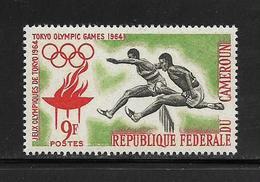 CAMEROUN  ( AFCA - 183 )  1964  N° YVERT ET TELLIER   N° 384   N** - Cameroun (1960-...)