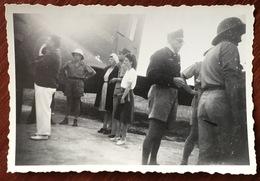 Congo 1945. Départ D'un Dakota. Aviation. Avion. Coloniaux. Militaria. Archives Duchaussoy. - Guerre, Militaire