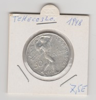 50 COURONNES 1948 - Czechoslovakia