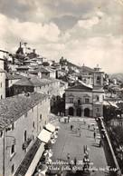 Cartolina Repubblica San Marino Vista Città Dall'alto E Tre Torri 1959 - San Marino