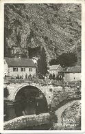 Livno (Bosnia Erzegovina, Ex Jugoslavia) Izvor Dumana, Fonte Di Dumana, Ponte Animato, Bridge - Bosnia Erzegovina