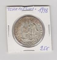 100 COURONNES 1948 - Czechoslovakia