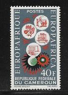 CAMEROUN  ( AFCA - 187 )  1964  N° YVERT ET TELLIER   N° 380   N** - Cameroun (1960-...)