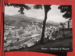 Genova - Panorama Di Marassi / Stadio Comunale Luigi Ferraris - Genova (Genoa)