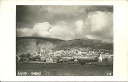 Livno (Bosnia Erzegovina, Ex Jugoslavia) Scorcio Panorama, General View, Vue Generale, Gesamtansicht - Bosnia Erzegovina