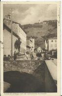 SUISSE - BIOGGIO MIT AUSSICHT AUF DA SANATORIUM-  CADEMARIO - Voyagée 1921 - TI Tessin
