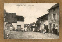 CPA - PURGEROT (70) - Aspect Du Quartier Du Bureau De Poste Dans Les Années 20 - Autres Communes