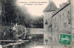 """LA ROCHE EN BRENIL """"Le Château"""" Les Fossés - Autres Communes"""