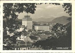 Ljubljana, Lubiana (Slovenia, Ex Jugoslavia) Scorcio Panoramico, Panoramic View, Vue Panoramique - Slovenia