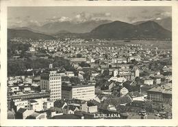 Ljubljana, Lubiana (Slovenia, Ex Jugoslavia) Panorama, General View, Vue Generale, Gesamtansicht - Slovenia