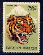 BHOUTAN - 68* - TIGRE - Bhutan
