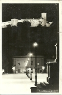 Ljubljana, Lubiana (Slovenia, Ex Jugoslavia) Ponoci, Castello Di Notte, The Castle By Night, Le Chateau La Nuit - Slovenia