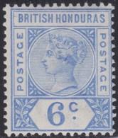 British  Honduras        .   SG  .   56       .   *     .    Mint-hinged     .   /    .   Ongebruikt - Brits-Honduras (...-1970)