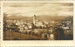 Ljubljana, Lubiana (Slovenia, Ex Jugoslavia) Panorama, General View, Vue Generale, Gesamtansicht - Slovénie