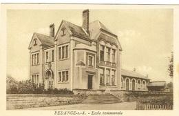 Rédange- S-Attert (Ecole Commerciale) E,Hansen Mersch. - Postcards