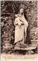 21 SAINT-PIERRE-en-VAUX - Statue De Notre-Dame - Autres Communes