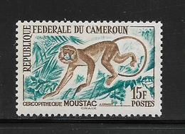 CAMEROUN  ( AFCA - 215 )  1962  N° YVERT ET TELLIER   N° 349   N** - Cameroun (1960-...)