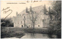 21 LIERNAIS-VEULLEROT - Le Chateau - Autres Communes