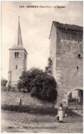 21 SUSSEY - L'église - Autres Communes