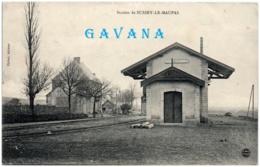 21 Station De SUSSEY-le-MAUPAS - Autres Communes
