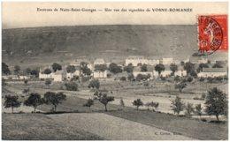 21 Environs De Nuits-Saint-Georges - Une Vue Des Vignobles De VOSNE-ROMANEE - Autres Communes