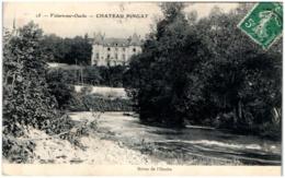 21 VELARS-sur-OUCHE - Chateau Pingat - Autres Communes