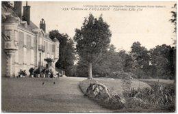 21 LIERNAIS - Chateau De Veulerot - Autres Communes
