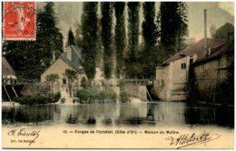 21 Forges De TILCHATEL - Maison Du Maître - Autres Communes