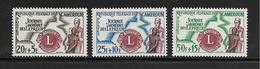 CAMEROUN  ( AFCA - 217 )  1962  N° YVERT ET TELLIER   N° 335/337   N** - Cameroun (1960-...)