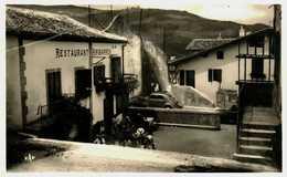 64...pyrenees Atlantiques...biriatou...restaurant Hiribarren...cpsm - Biriatou