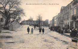 82-MONCLAR-DE-QUERCY- RUE DE LA POSTE - Montclar De Quercy