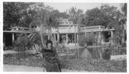 PHOTO ORIGINALE EXPOSITION COLONIALE DE 1931 LA GUADELOUPE - Orte
