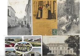 Un Lot De 20 Cartes Postale Des Landes ( 12 CPA  8 CPSM) Bien Dans L'ensemble - France