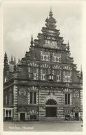 4 AKs Haarlem 2x Vleeshal + Kathedraal St. Bavo + Grote Kerk 1954 # - Haarlem
