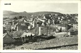Drnis, Dernis (Croazia, Ex Jugoslavia) Panorama, Vue Generale, General View, Gesamtansicht - Croazia